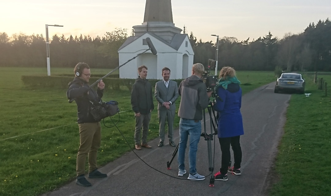 Soluxio on Dutch TV show Groen Licht